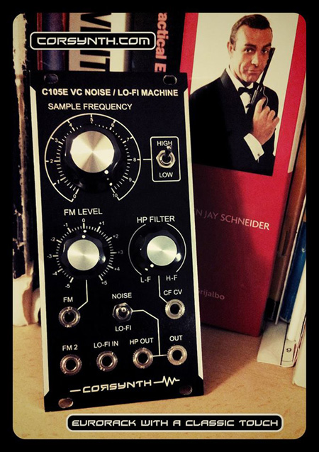 C105E VC Noise / Lo-Fi Machine