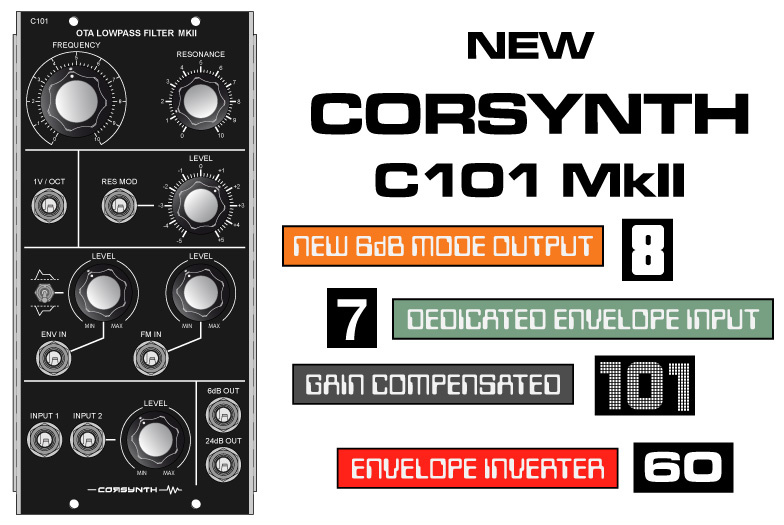 Corsynth C101 MKII