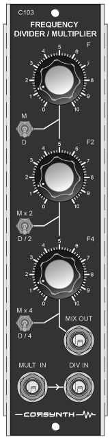 C103 Frequency Divider / Multiplier