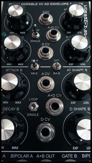 Corsynth C106 Front 2