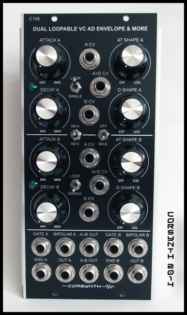Corsynth C106 Front