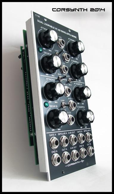 Corsynth C106 Left