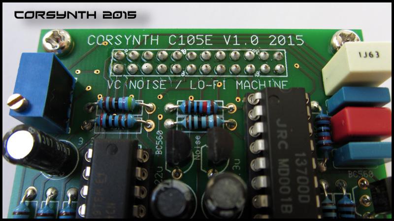 C105E PCB