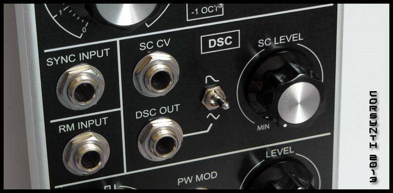 C104 Odyssey of Sound VCO - Moog Unit MU