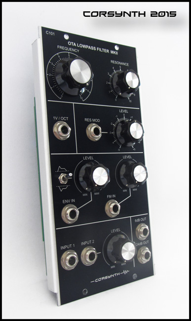 C101 OTA Lowpass Filter MkII - Click Image to Close