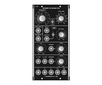 C104 Odyssey of Sound VCO